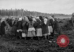 Image of Russians Archangel Russia, 1918, second 55 stock footage video 65675053040