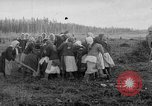 Image of Russians Archangel Russia, 1918, second 57 stock footage video 65675053040