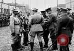 Image of Polish troops Archangel Russia, 1918, second 2 stock footage video 65675053044