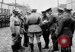 Image of Polish troops Archangel Russia, 1918, second 3 stock footage video 65675053044
