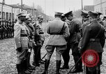 Image of Polish troops Archangel Russia, 1918, second 4 stock footage video 65675053044