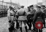 Image of Polish troops Archangel Russia, 1918, second 9 stock footage video 65675053044