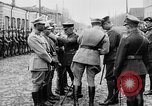 Image of Polish troops Archangel Russia, 1918, second 17 stock footage video 65675053044