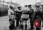 Image of Polish troops Archangel Russia, 1918, second 20 stock footage video 65675053044