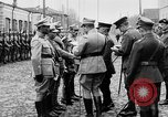 Image of Polish troops Archangel Russia, 1918, second 23 stock footage video 65675053044