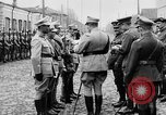 Image of Polish troops Archangel Russia, 1918, second 25 stock footage video 65675053044
