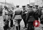 Image of Polish troops Archangel Russia, 1918, second 31 stock footage video 65675053044