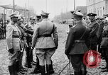 Image of Polish troops Archangel Russia, 1918, second 33 stock footage video 65675053044