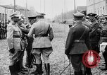 Image of Polish troops Archangel Russia, 1918, second 37 stock footage video 65675053044