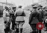 Image of Polish troops Archangel Russia, 1918, second 38 stock footage video 65675053044