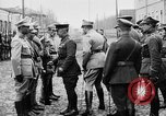 Image of Polish troops Archangel Russia, 1918, second 41 stock footage video 65675053044