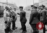 Image of Polish troops Archangel Russia, 1918, second 43 stock footage video 65675053044