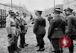 Image of Polish troops Archangel Russia, 1918, second 44 stock footage video 65675053044