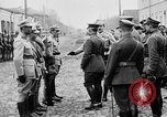 Image of Polish troops Archangel Russia, 1918, second 45 stock footage video 65675053044