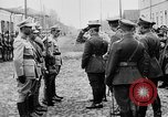 Image of Polish troops Archangel Russia, 1918, second 46 stock footage video 65675053044