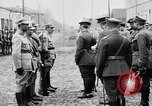 Image of Polish troops Archangel Russia, 1918, second 49 stock footage video 65675053044