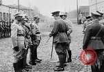 Image of Polish troops Archangel Russia, 1918, second 54 stock footage video 65675053044