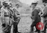 Image of Polish troops Archangel Russia, 1918, second 57 stock footage video 65675053044