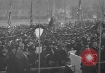 Image of unveiling statue of Jeanne d'Arc Washington DC Meridian Hill Park USA, 1922, second 2 stock footage video 65675053057