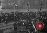 Image of unveiling statue of Jeanne d'Arc Washington DC Meridian Hill Park USA, 1922, second 8 stock footage video 65675053057