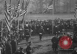 Image of unveiling statue of Jeanne d'Arc Washington DC Meridian Hill Park USA, 1922, second 10 stock footage video 65675053057