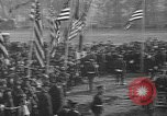 Image of unveiling statue of Jeanne d'Arc Washington DC Meridian Hill Park USA, 1922, second 11 stock footage video 65675053057