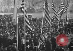 Image of unveiling statue of Jeanne d'Arc Washington DC Meridian Hill Park USA, 1922, second 14 stock footage video 65675053057