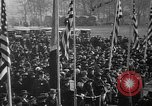 Image of unveiling statue of Jeanne d'Arc Washington DC Meridian Hill Park USA, 1922, second 15 stock footage video 65675053057