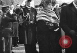 Image of unveiling statue of Jeanne d'Arc Washington DC Meridian Hill Park USA, 1922, second 38 stock footage video 65675053057
