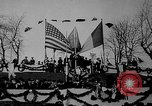 Image of unveiling statue of Jeanne d'Arc Washington DC Meridian Hill Park USA, 1922, second 41 stock footage video 65675053057