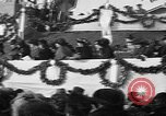 Image of unveiling statue of Jeanne d'Arc Washington DC Meridian Hill Park USA, 1922, second 58 stock footage video 65675053057