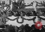 Image of unveiling statue of Jeanne d'Arc Washington DC Meridian Hill Park USA, 1922, second 59 stock footage video 65675053057
