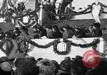 Image of unveiling statue of Jeanne d'Arc Washington DC Meridian Hill Park USA, 1922, second 60 stock footage video 65675053057