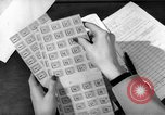 Image of Meat ration stamps in World War 2 United States USA, 1942, second 5 stock footage video 65675053060