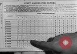 Image of Meat ration stamps in World War 2 United States USA, 1942, second 57 stock footage video 65675053060