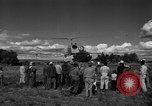 Image of Bell 30 helicopter spraying pesticides United States USA, 1942, second 2 stock footage video 65675053061