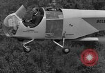 Image of Bell 30 helicopter spraying pesticides United States USA, 1942, second 28 stock footage video 65675053061