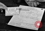 Image of gas rations and World War 2 rationing United States USA, 1942, second 9 stock footage video 65675053063