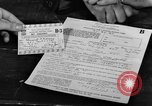 Image of gas rations and World War 2 rationing United States USA, 1942, second 11 stock footage video 65675053063