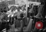Image of women buying silk stockings during war ration United States USA, 1942, second 6 stock footage video 65675053064