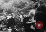 Image of East Germans flee to the West Korea, 1950, second 12 stock footage video 65675053068