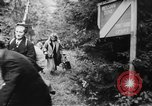 Image of East Germans flee to the West Korea, 1950, second 15 stock footage video 65675053068