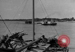 Image of boats on river Russia, 1916, second 3 stock footage video 65675053081