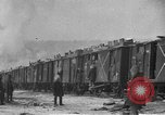 Image of Russian troop train Russia, 1916, second 2 stock footage video 65675053082