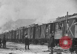 Image of Russian troop train Russia, 1916, second 9 stock footage video 65675053082