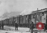 Image of Russian troop train Russia, 1916, second 10 stock footage video 65675053082