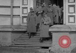 Image of military officers Russia, 1916, second 4 stock footage video 65675053083