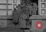 Image of military officers Russia, 1916, second 7 stock footage video 65675053083
