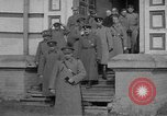 Image of military officers Russia, 1916, second 9 stock footage video 65675053083