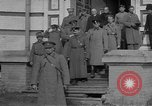 Image of military officers Russia, 1916, second 10 stock footage video 65675053083